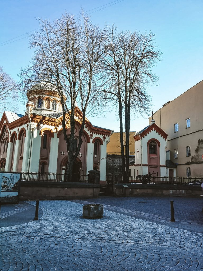 Iglesia ortodoxa de San Parasceve