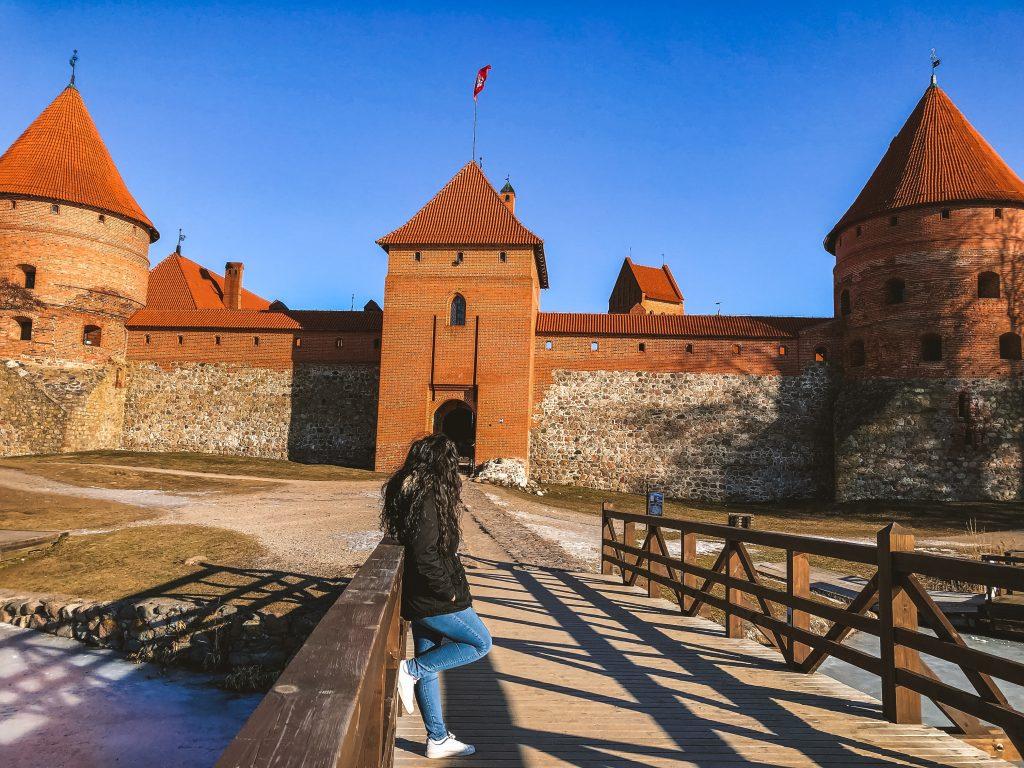Castillo de Trakai