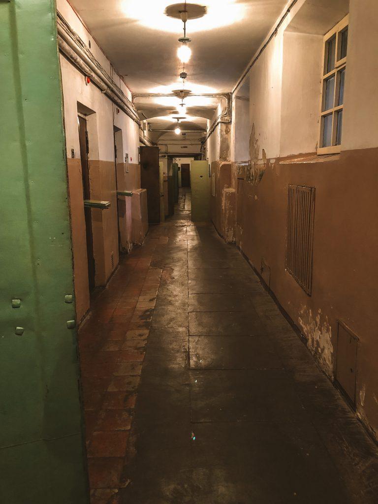 Pasillo Principal de la Antigua sede de la KGB