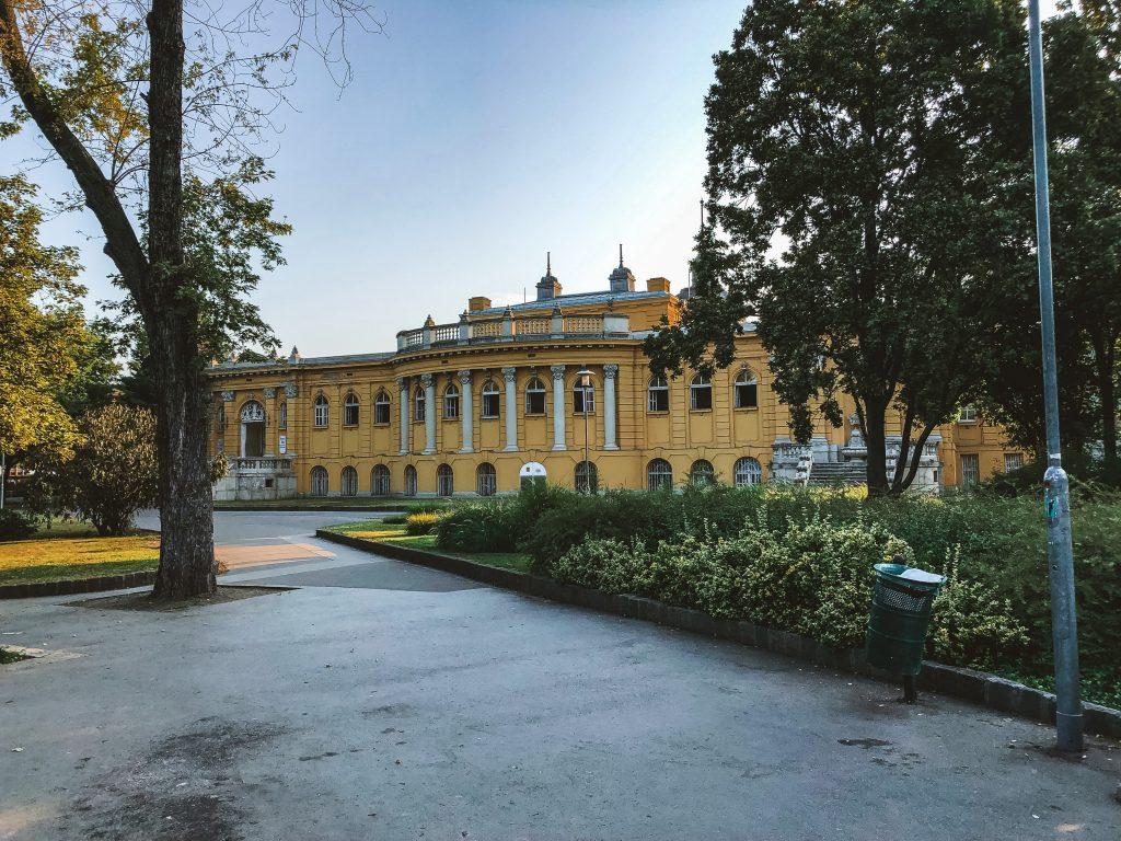 Balneario Széchenyi
