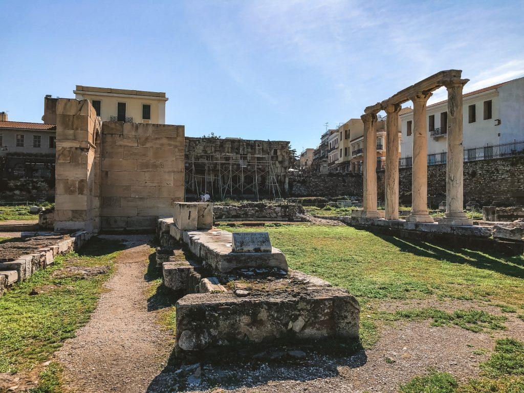 Biblioteca de Adriano