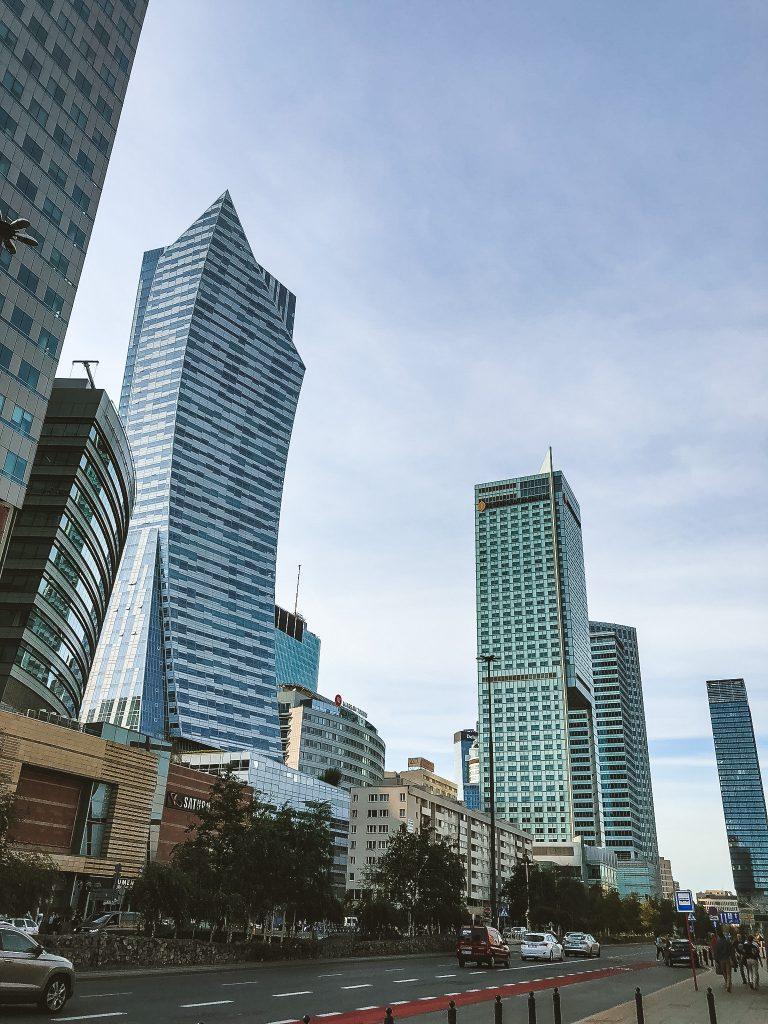 Zona nueva de Varsovia