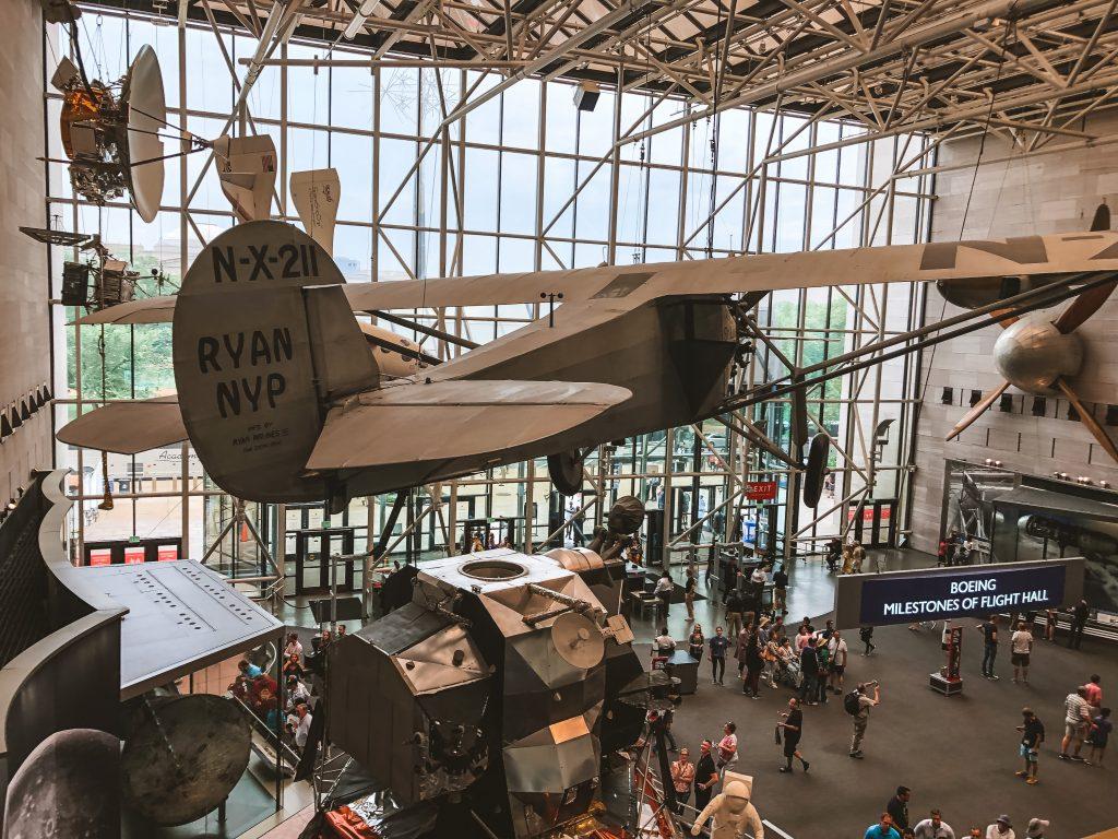 Museo Nacional del Aire y el Espacio Smithsoniano