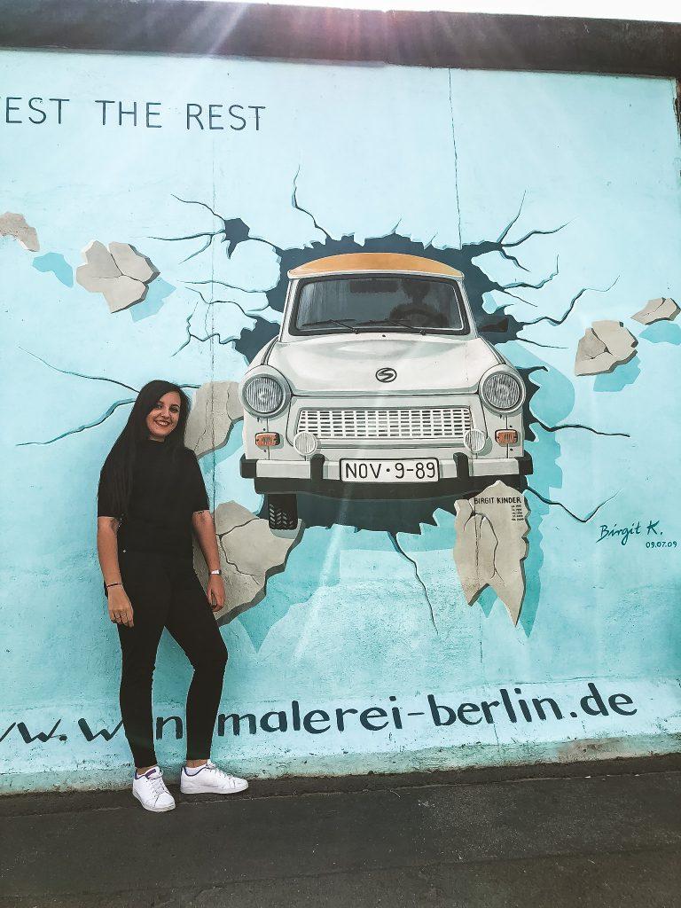 Mural del Trabant