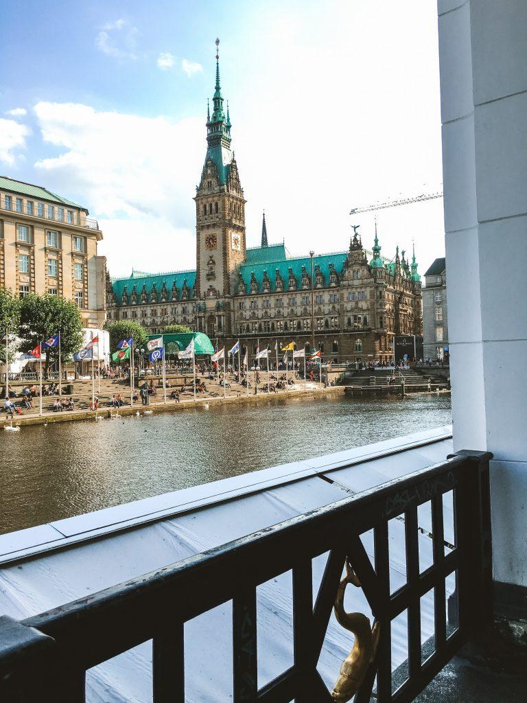 Rathaus, Ayuntamiento de Hamburgo