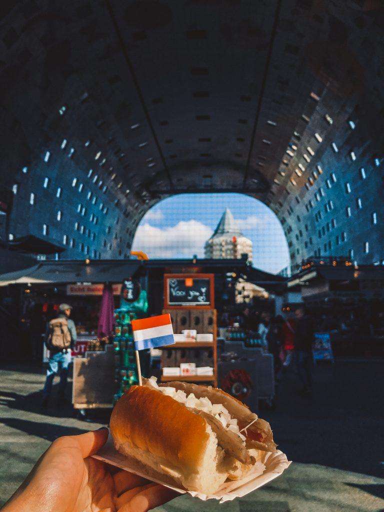 Mercado Central de Rotterdam
